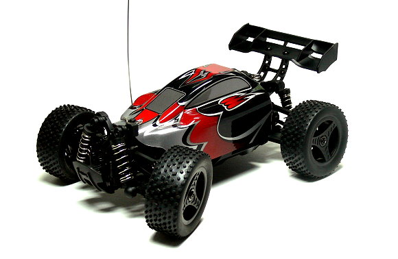 RC Model 1/24 Mini Racing R/C Hobby Electric Buggy 2078A RTR EC800