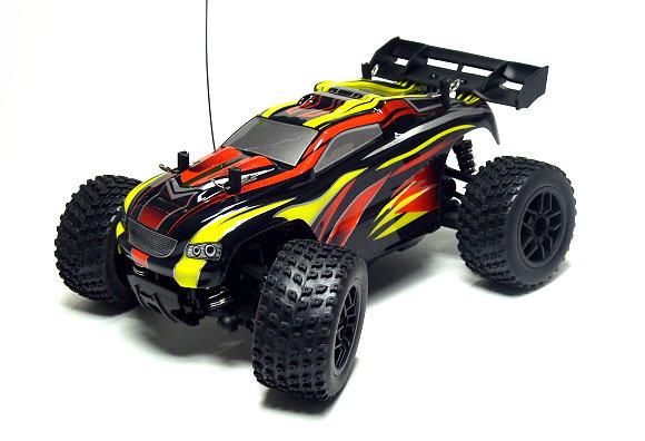 RC Model 1/24 Mini Racing R/C Hobby Electric Truggy 2078B RTR EC795