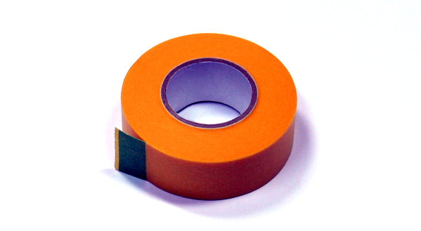 2x Tamiya Model Paints & Finishes Masking Tape Refill (Width 18mm) 87035 CA517