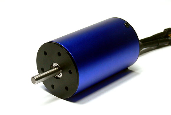 RCS Model 3660/5Y 1105KV 4 Poles RC Inrunner Sensorless Brushless Motor IM930