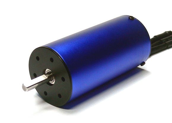 RCS Model 3674/5D 1458KV 4 Poles RC Inrunner Sensorless Brushless Motor IM943