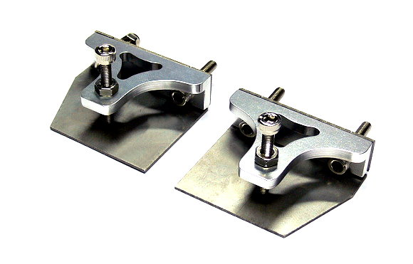 RC Model Ship 38x32mm Water Stabilizer R/C Hobby Boat Trim Tab TF820