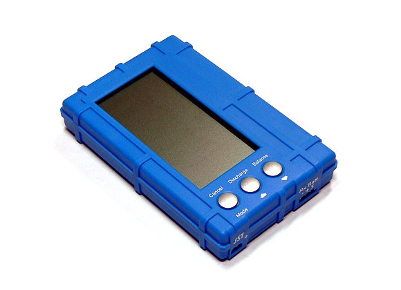 RC Model 3in1 2-6S Max. 5W Lipo Li-Po Battery R/C Hobby LCD Balancer BK311