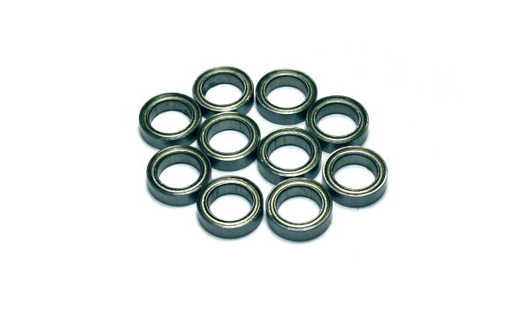 RCS Model 6700ZZ High Precision Bearing (10x15x4mm, 10pcs) CS627