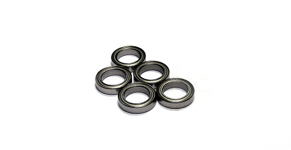 RCS Model 6701ZZ/C Ceramic Ball Bearing (12x18x4mm, 5pcs) CC480