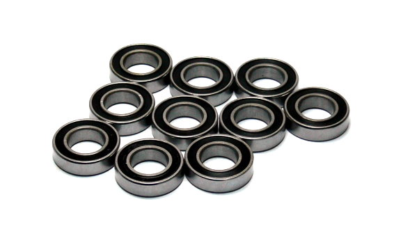 RCS Model 6800-2RS High Precision Bearing (10x19x5mm, 10pcs) CS614