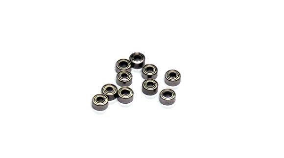 RCS Model 681XZZ High Precision Bearing (1.5x4x2mm, 10pcs) CS690