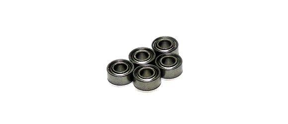 RCS Model 683ZZ/C Ceramic Ball Bearing (3x7x3mm, 5pcs) CC541