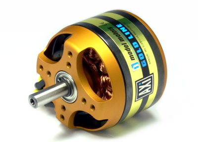 AXI Model Motors Gold Line 5325/16 RC Hobby Outrunner Brushless Motor OM556