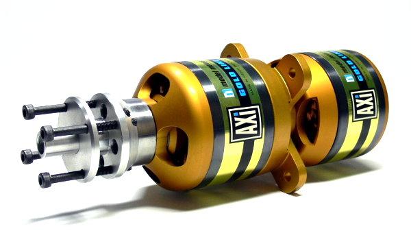 AXI Model Motors Gold Double 5330/20 RC Hobby Outrunner Brushless Motor OM530
