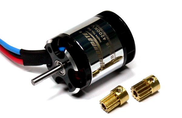 HOBBYMATE RC Model HB2836 R/C Hobby Outrunner Brushless Motor 4200Kv OM283