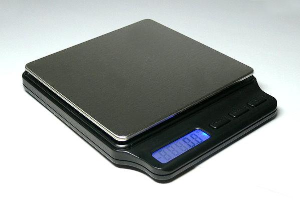 RC Model F-2000 2 KG R/C Hobby Digital Mini Pocket Scale AC969
