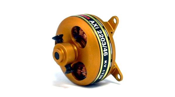 AXI Model Motors Gold Line 2203/46 RC Hobby Outrunner Brushless Motor OM778
