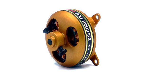 AXI Model Motors Gold Line 2203/52 RC Hobby Outrunner Brushless Motor OM776