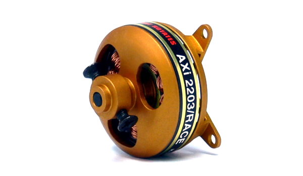 AXI Model Motors Gold Line 2203/RACE RC Hobby Outrunner Brushless Motor OM780