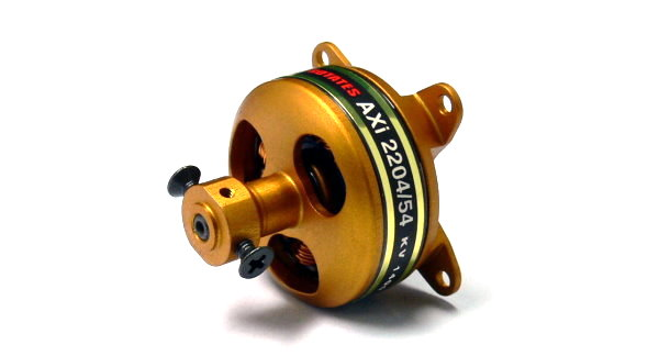 AXI Model Motors Gold 2204/54 EVP RC Hobby Outrunner Brushless Motor OM773