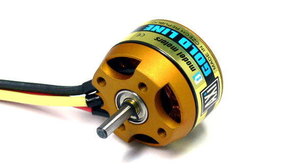 AXI Model Motors Gold Line 2208/20 RC Hobby Outrunner Brushless Motor OM772