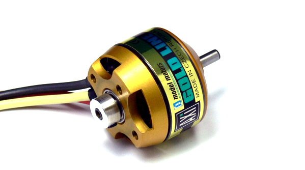 AXI Model Motors Gold 2208/26 EVP RC Hobby Outrunner Brushless Motor OM769