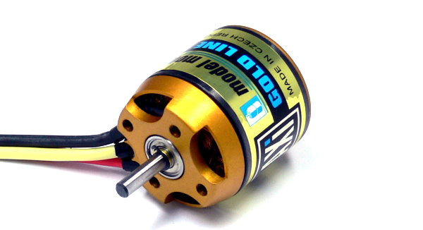 AXI Model Motors Gold Line 2217/12 RC Hobby Outrunner Brushless Motor OM752