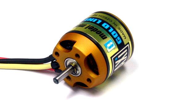 AXI Model Motors Gold Line 2217/9D RC Hobby Outrunner Brushless Motor OM754