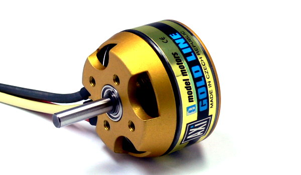 AXI Model Motors Gold Line 2808/16 RC Hobby Outrunner Brushless Motor OM746