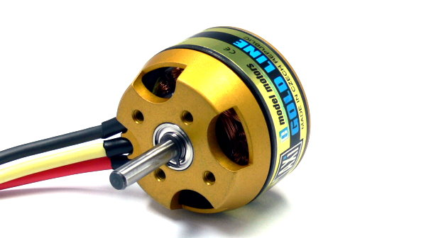 AXI Model Motors Gold Line 2808/20 RC Hobby Outrunner Brushless Motor OM744