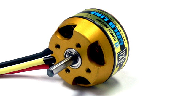AXI Model Motors Gold Line 2808/24 RC Hobby Outrunner Brushless Motor OM742