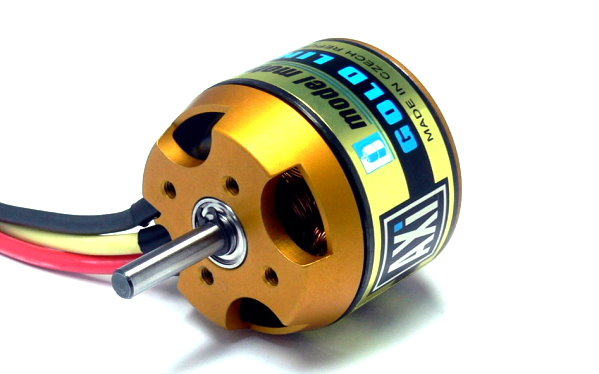 AXI Model Motors Gold Line 2814/10 RC Hobby Outrunner Brushless Motor OM738