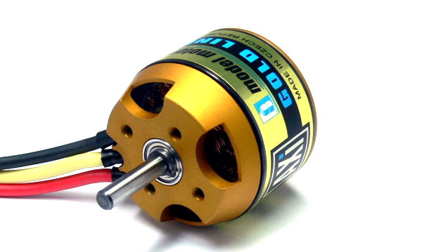 AXI Model Motors Gold Line 2814/12 RC Hobby Outrunner Brushless Motor OM736