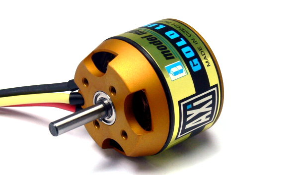 AXI Model Motors Gold Line 2814/16 RC Hobby Outrunner Brushless Motor OM734