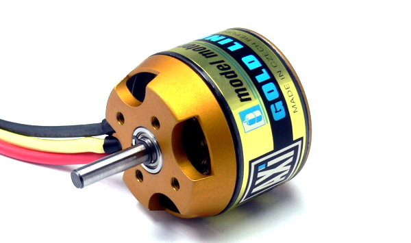 AXI Model Motors Gold Line 2814/20 RC Hobby Outrunner Brushless Motor OM732