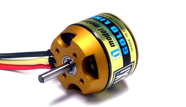 AXI Model Motors Gold Line 2814/6D RC Hobby Outrunner Brushless Motor OM740