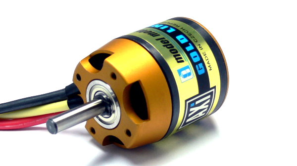 AXI Model Motors Gold Line 2820/12 RC Hobby Outrunner Brushless Motor OM724