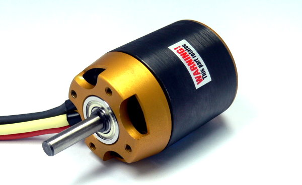 AXI Model Motors Gold Line 2826/06 RC Hobby Outrunner Brushless Motor OM720