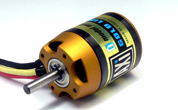 AXI Model Motors Gold Line 2826/12 RC Hobby Outrunner Brushless Motor OM712