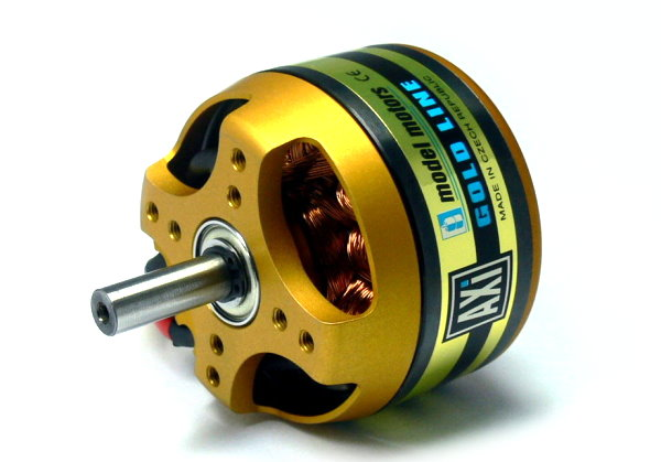 AXI Model Motors Gold Line 5320/18 RC Hobby Outrunner Brushless Motor OM700