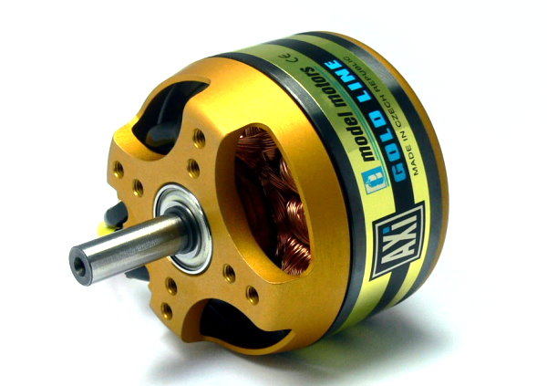 AXI Model Motors Gold Line 5320/28 RC Hobby Outrunner Brushless Motor OM698