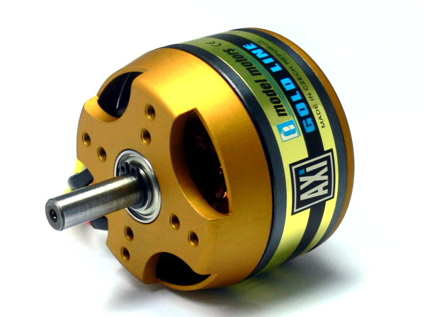 AXI Model Motors Gold Line 5320/34 RC Hobby Outrunner Brushless Motor OM696