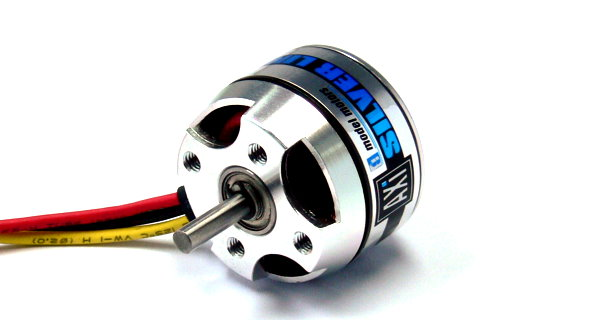 AXI Model Motors Silver Line 2208/26 RC Hobby Outrunner Brushless Motor OM498