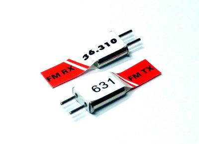 Esky RC Model FM 36.310 MHz R/C Hobby Receiver & Transmitter Crystal CY100