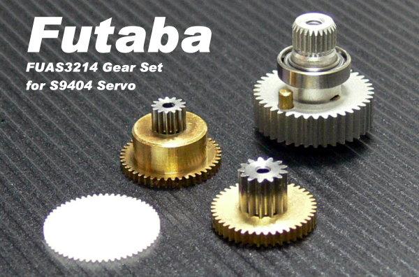 Futaba RC Model Servo Gear Set for R/C Hobby S9404 Servo SG936