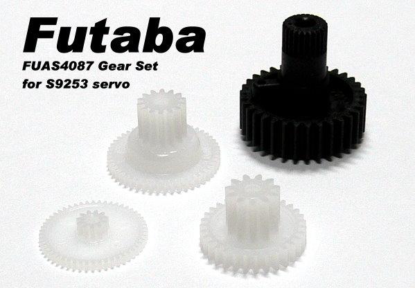Futaba RC Model Servo Gear Set for R/C Hobby S9254 9253 BLS251 Servo SG896