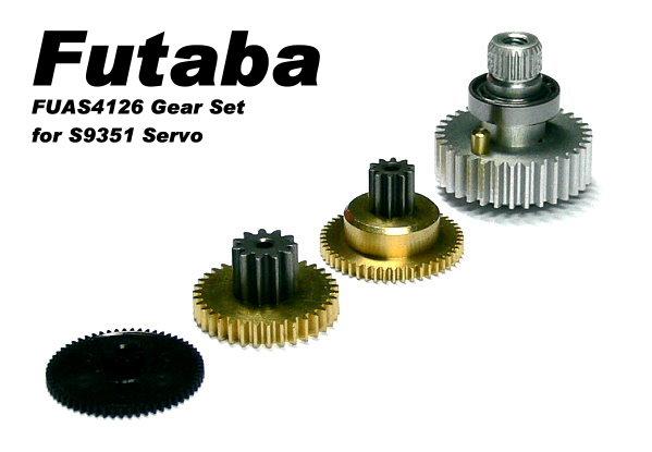 Futaba RC Model Servo Gear Set for R/C Hobby S9351 S9155 Servo SG928