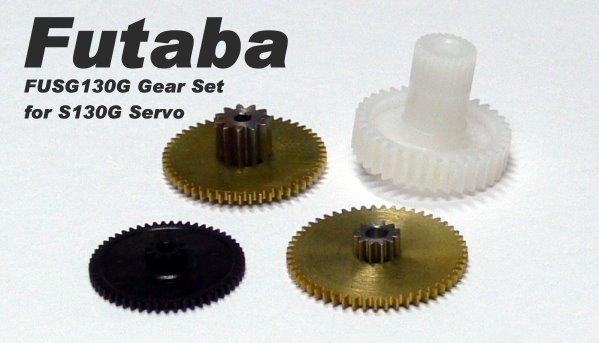 Futaba RC Model Servo Gear Set for R/C Hobby 130G Servo SG704