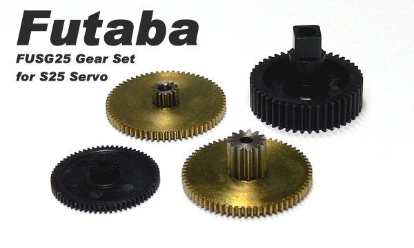 Futaba RC Model Servo Gear Set for R/C Hobby 25 Servo SG688