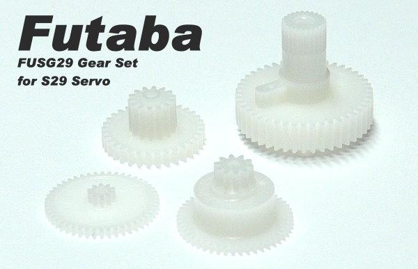 Futaba RC Model Servo Gear Set for R/C Hobby 29 Servo SG696