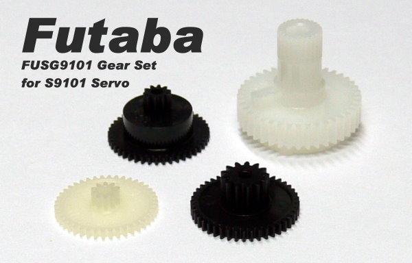 Futaba RC Model Servo Gear Set for R/C Hobby S9101 Servo SG856