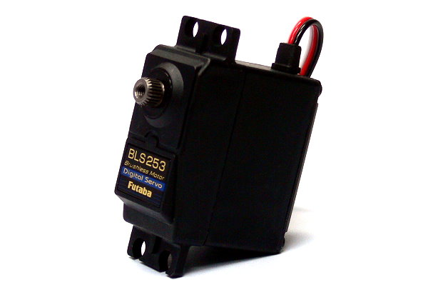 Futaba RC Model BLS253 Metal Gear R/C Hobby Brushless Digital Servo SF992
