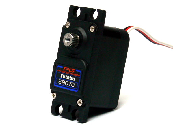 Futaba RC Model S9070 Metal Gear R/C Hobby PG Programmable Servo SF917
