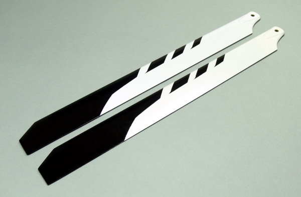 R/C Hobby Glass Fiber 325mm RC Model Helicopter Main Blades (2pairs) CA119